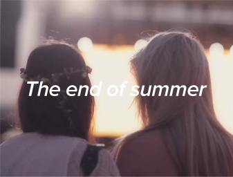 Sandance | The end of summer