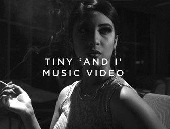 Tiny – 'And I' Music Video