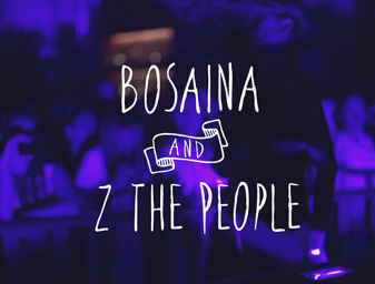 The Other Side presents Bosaina | Z the People