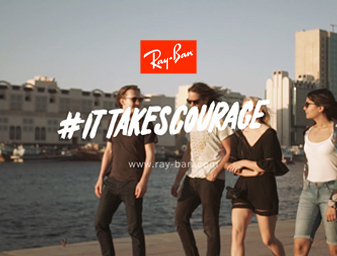 Ray-Ban x The Other Side #ItTakesCourage