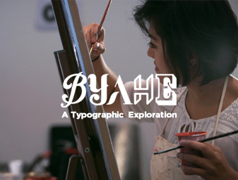 Byahe | A Typographic Exploration