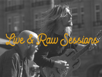 Live and Raw Sessions | Trailer