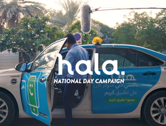 Hala Taxi | Further together