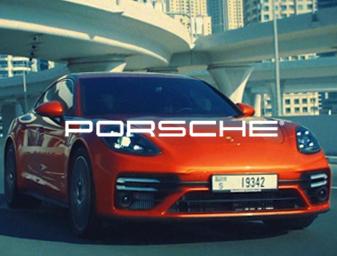 Porsche | Panamera 'Open Road' DC