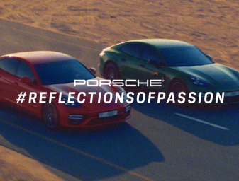 Porsche | #ReflectionsOfPassion DC