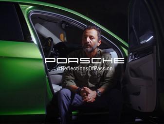 Porsche | #ReflectionsOfPassion